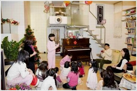 2009 .Carol家的聖誕音樂會