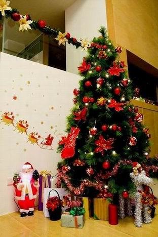 2009年Carol家的聖誕樹